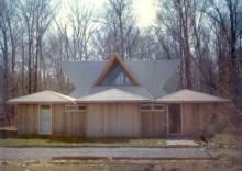 Kahn Clever House 1962