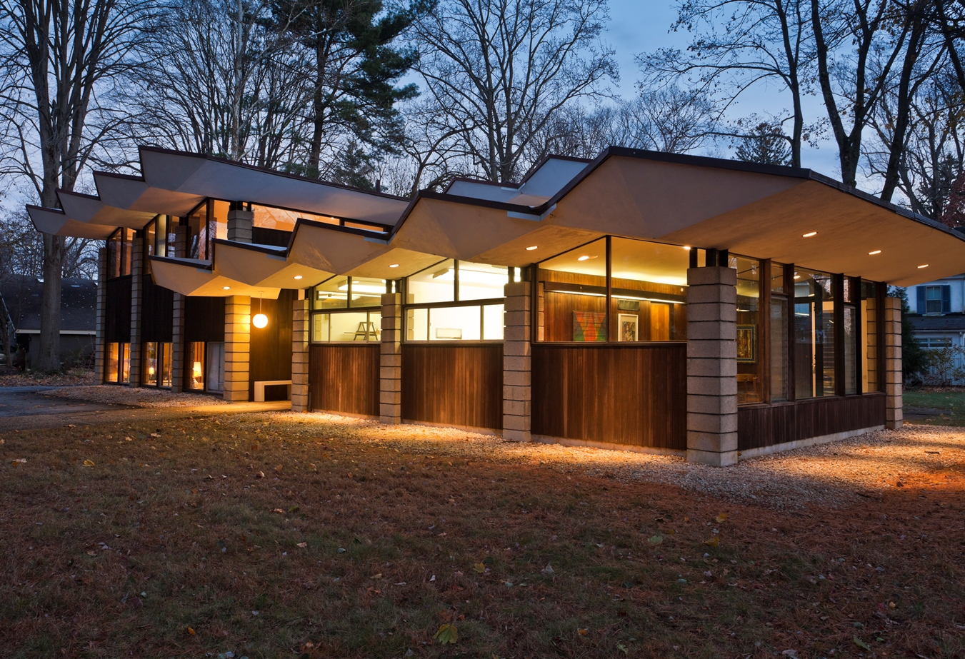 Amazing Mid Century Modern Home For Sale – THE PHILADELPHIA ...