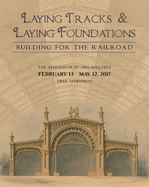 2017-05-11 Laying Tracks poster