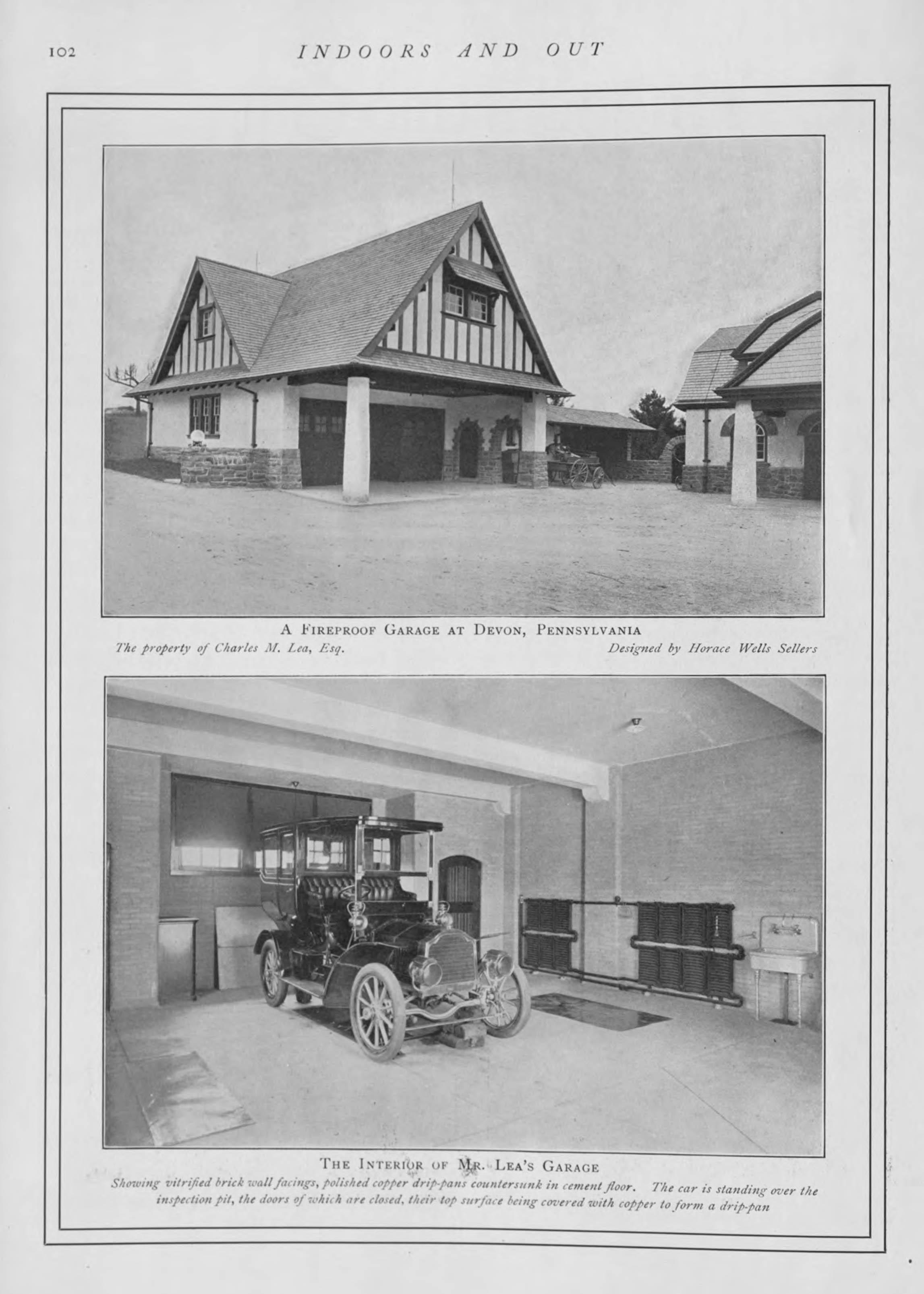 2017-04-04 American Estate Garage Westthorpe
